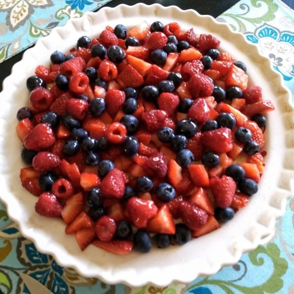 Receita de Torta de Torta de Torta de Queijo De Chocolate Branco