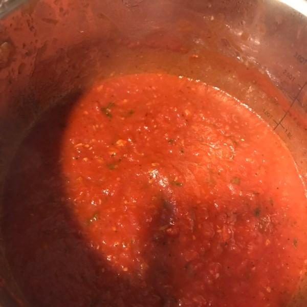 Como fazer receita caseira de molho de pizza