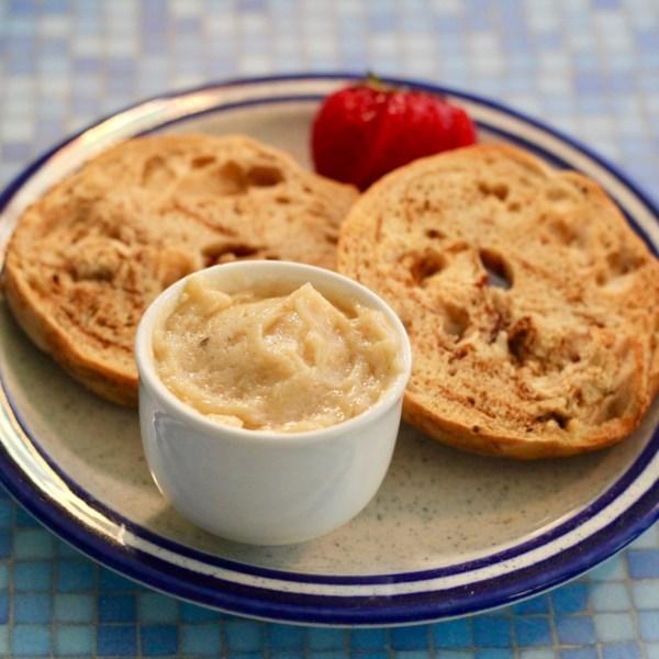 Receita de Manteiga de Açúcar Mascavo-Canela