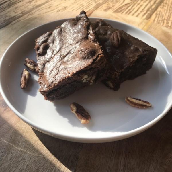 Receita de Brownies de Bourbon de Kentucky