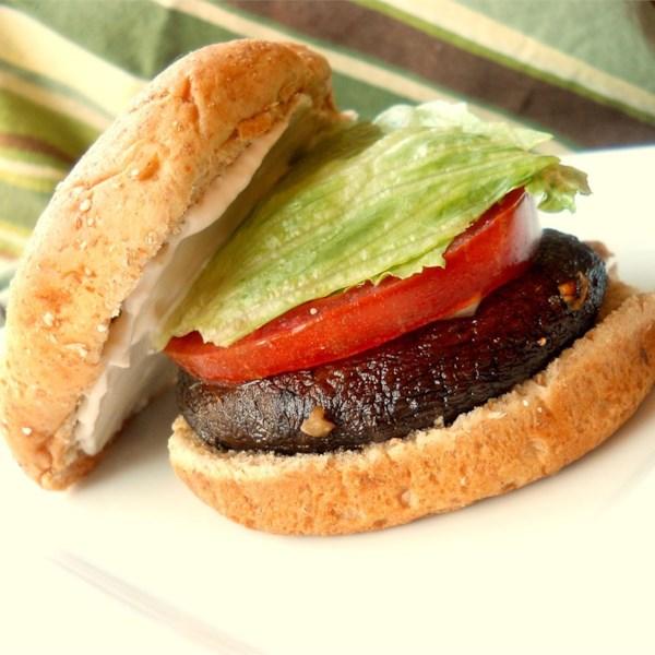 Receita de Sanduíches de Portobello