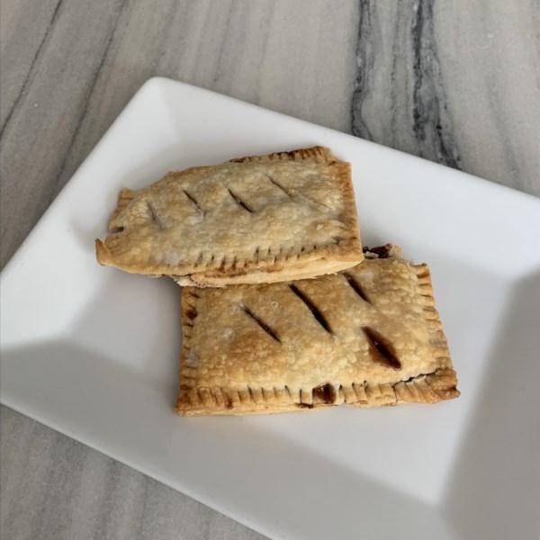Receita de Tortas de Maçã da Fritadeira de Ar