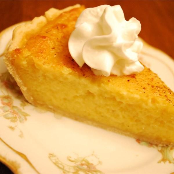 Receita de Torta de Batata Doce V