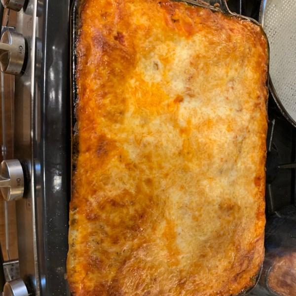 Receita clássica e simples de lasanha de carne