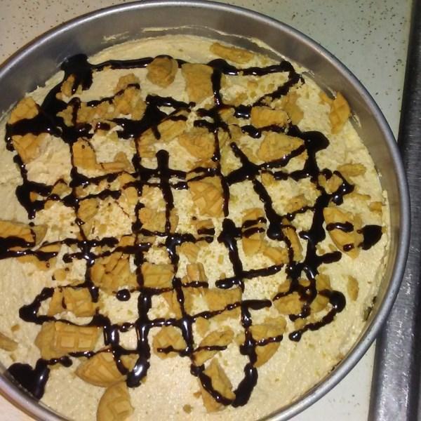 Receita de Torta de Manteiga de Amendoim IX
