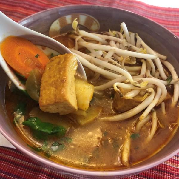 Receita de Sopa de Curry Vegetariano estilo vietnamita