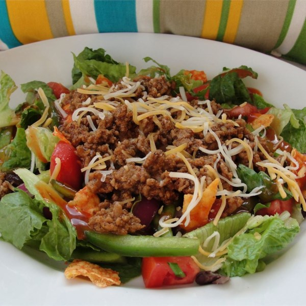Receita de Salada de Taco III