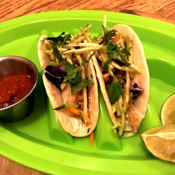 Receita de Tacos de Tilápia Grelhada