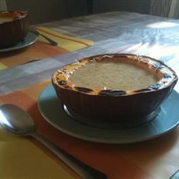 Receita de Sopa Cremosa de Abóbora e Amanteigada