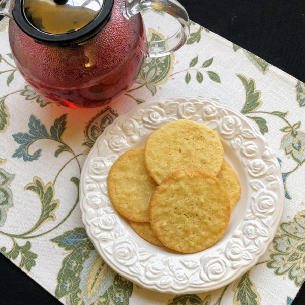Receita de Biscoitos de Limão-Coco