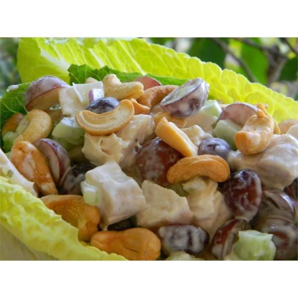 Receita de Salada de Frango do Sul