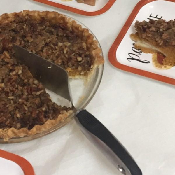 Receita de Torta de Abóbora caramelo-nozes