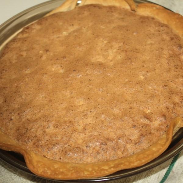 Receita de Torta de Nozes Simulada I