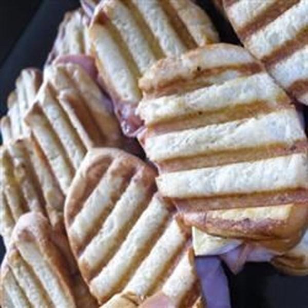 Receita de Sanduíche de Presunto e Brie