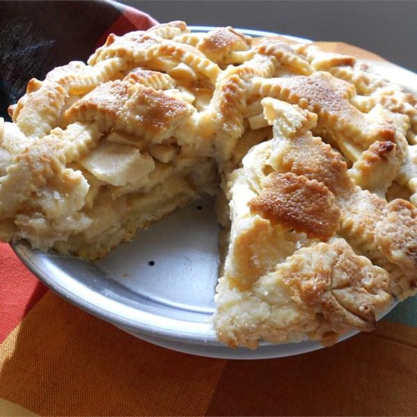 Torta de Maçã pela Receita de Vovó Ople