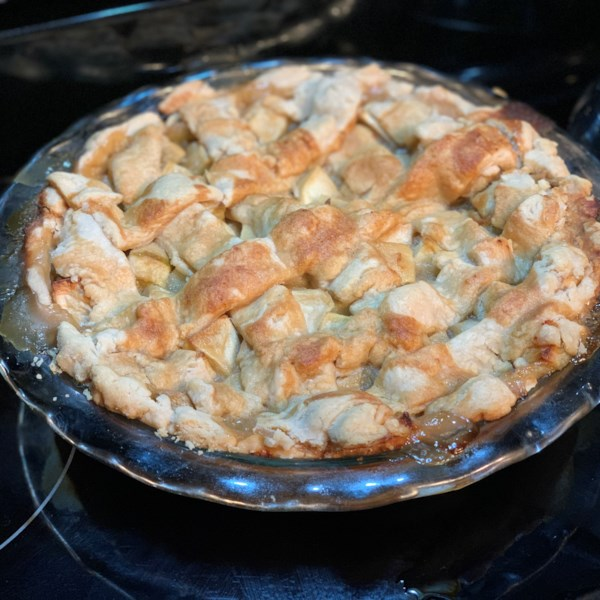 Receita Básica de Crosta de Torta Flaky