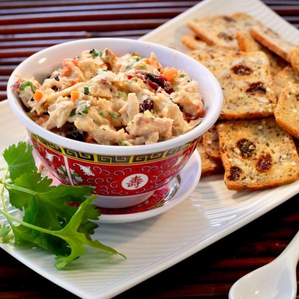 Receita de Salada de Atum Asiático