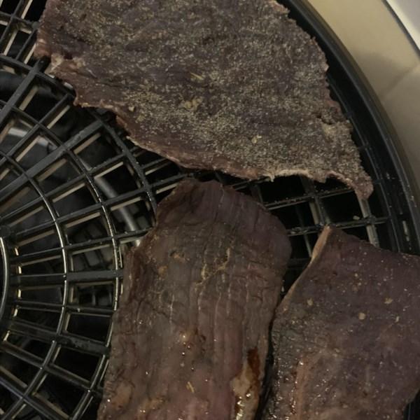 Receita caseira de carne seca