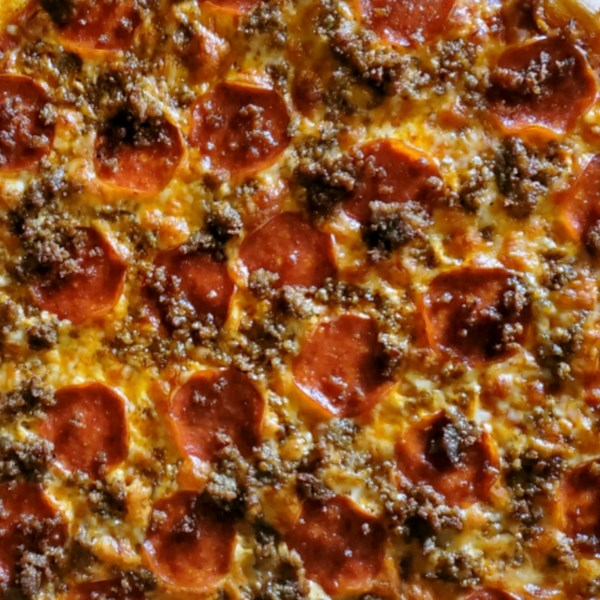 Receita de Massa de Pizza da Máquina de Pão