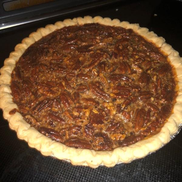 Receita de Torta de Nozes do Chef John