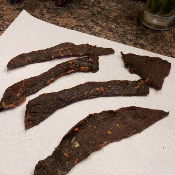 Melhor receita de carne seca de carne bovina