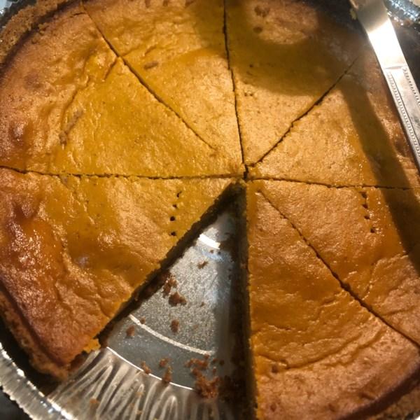 Receita de Torta de Abóbora famosa ® Libby