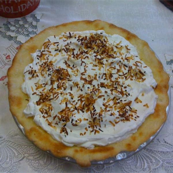 Receita de Torta de Creme verdadeiramente cocoty