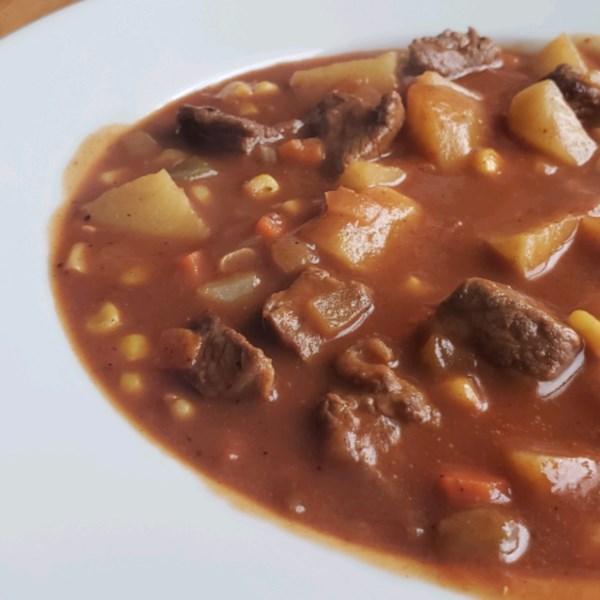 Receita de Sopa de Bife
