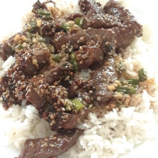 Receita de Beef Bulgogi