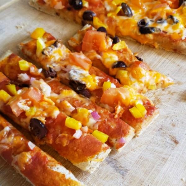 Incrível Receita de Crosta de Pizza de Trigo Integral