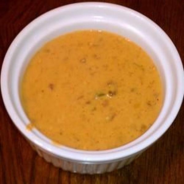Receita de Cheesy Chili Dip I