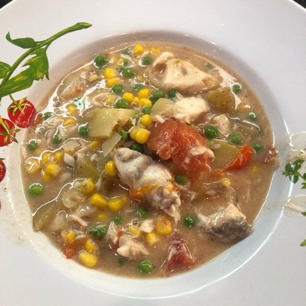 Hearty Fish Chowder de Reynolds Wrap® Receita