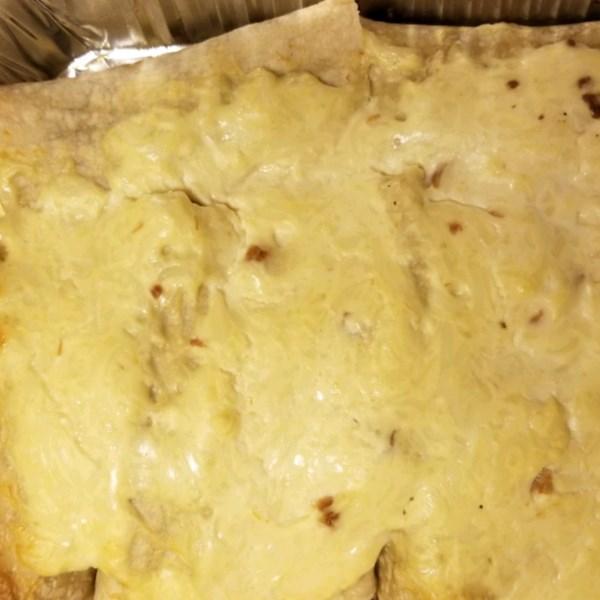 Receita enchiladas de carne moída
