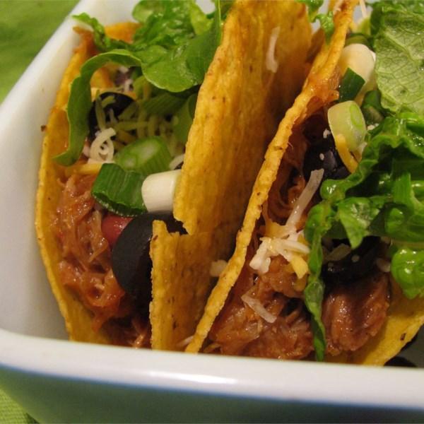 Receita de Tacos de Cowboy