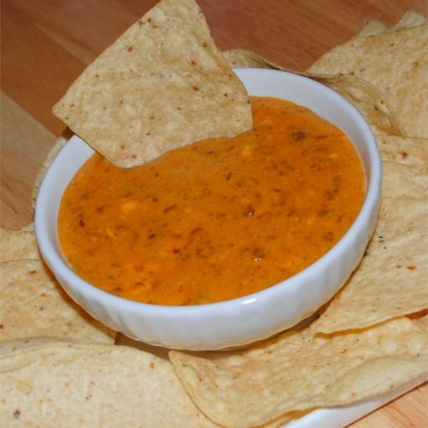 Receita de Chili Con Queso Dip II