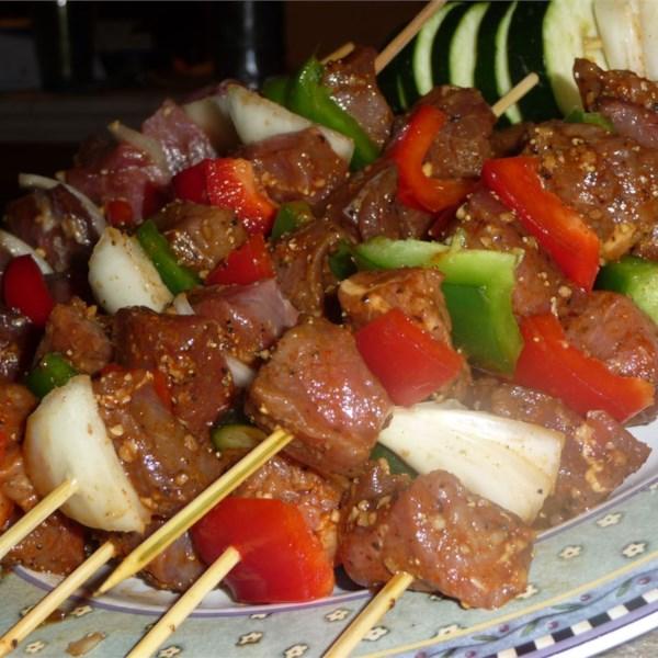 Receita de Palitos de Carne Picante Incrível Ou Haitiano