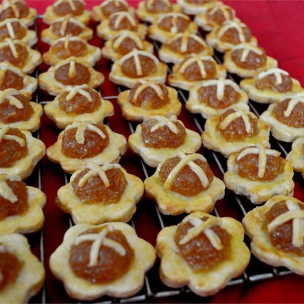Receita de Tortas de Abacaxi