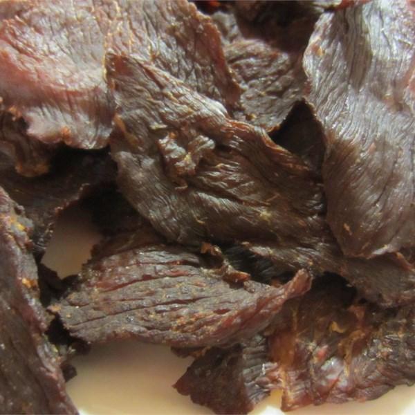Receita de Carne Seca de Sara