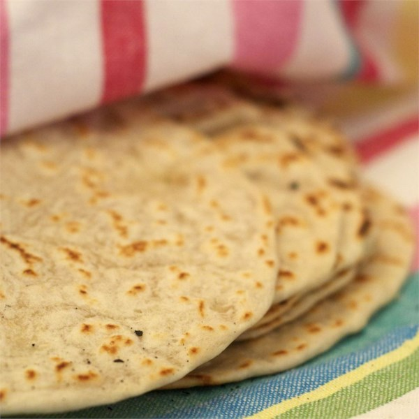 Receita de Tortillas de Farinha do Chef John