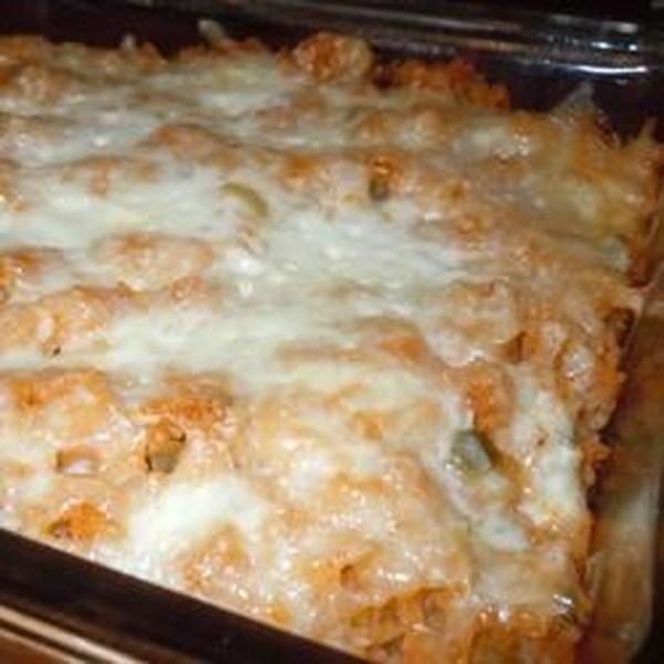 Minha receita de arroz mexicana favorita