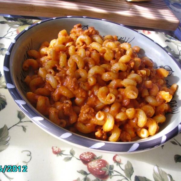 Receita de Ragu de Salsicha Picante
