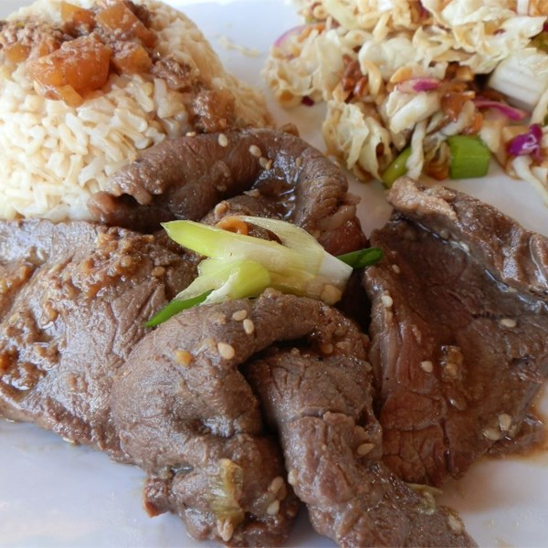 Receita coreana de carne de churrasco (Pul-Kogi)
