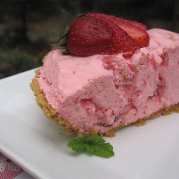 Receita de Torta de Morango VI