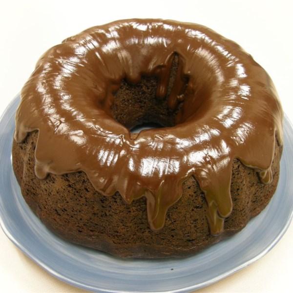 Receita de bolo de chocolate mais saudável