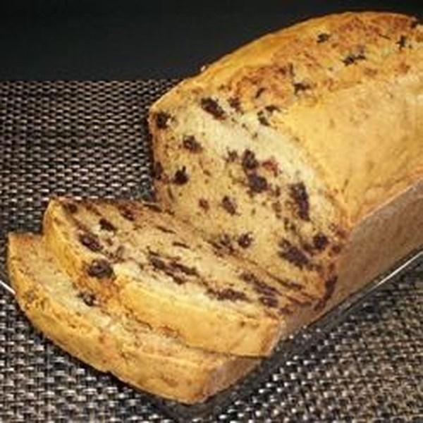 Receita de Pão de Abobrinha com Coco e Chips de Chocolate