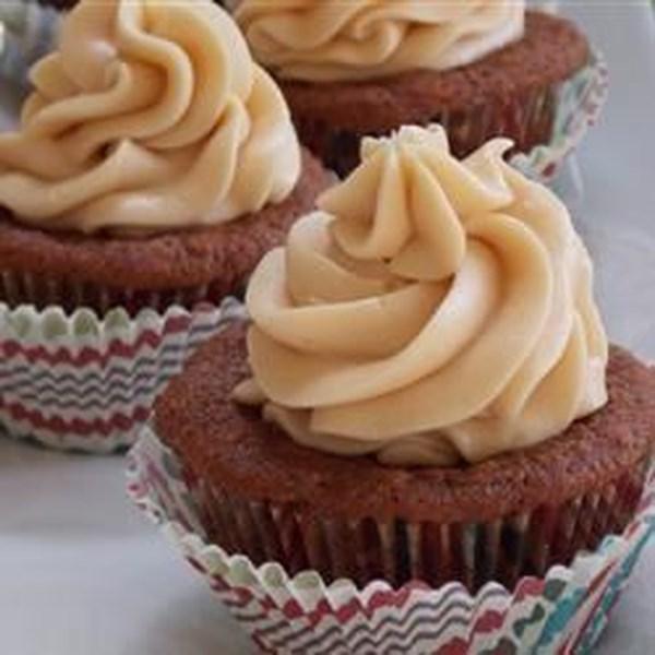 Receita de Cupcakes de Banana de Nozes