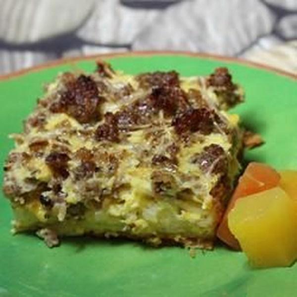 Receita de Pizza de Café da Manhã