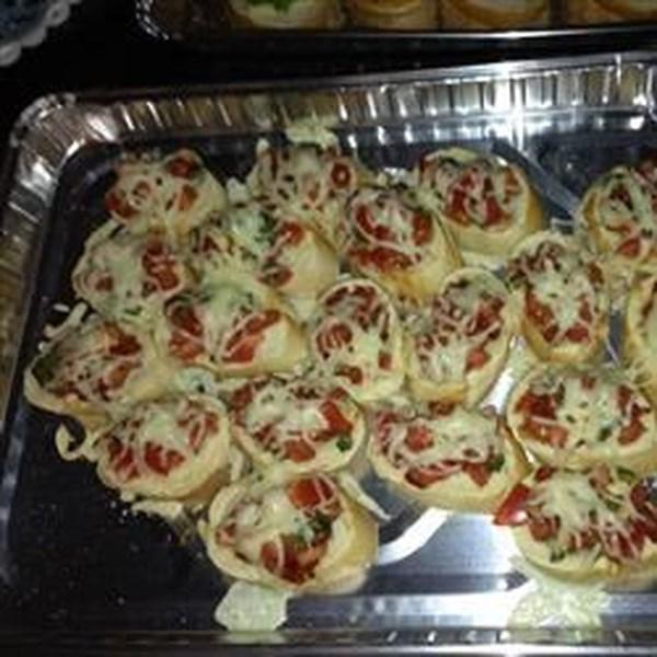 Receita de Bruschetta de Tomate Duplo Mais Saudável