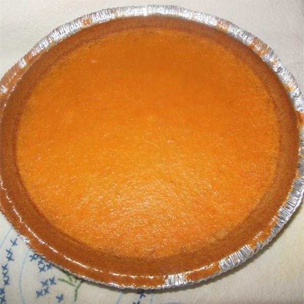 Receita de Torta de Batata Doce III