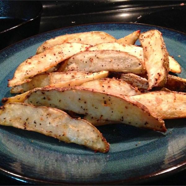 Receita de Batatas Fritas